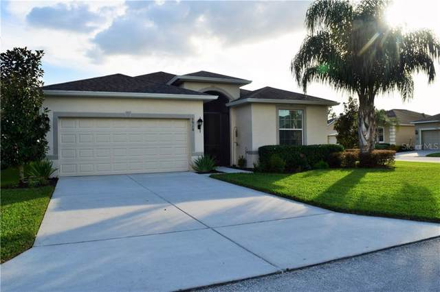 9918 Gap Wedge Drive, San Antonio, FL 33576 (MLS #U8071476) :: Delgado Home Team at Keller Williams