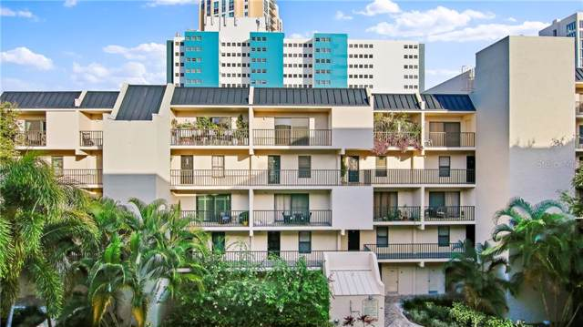 105 4TH Avenue NE #405, St Petersburg, FL 33701 (MLS #U8071615) :: Griffin Group