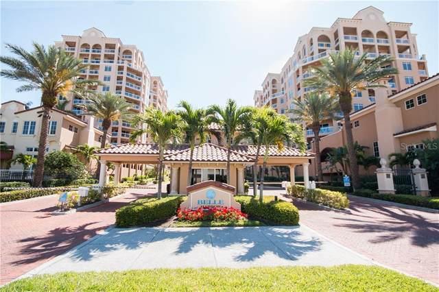 521 Mandalay Avenue #803, Clearwater Beach, FL 33767 (MLS #U8071649) :: Florida Real Estate Sellers at Keller Williams Realty