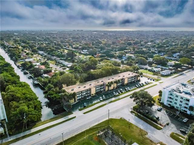4435 1ST Street NE #105, St Petersburg, FL 33703 (MLS #U8071662) :: The Figueroa Team