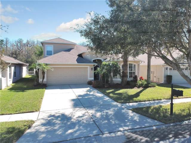 9854 Bowden Mill Court, Land O Lakes, FL 34638 (MLS #U8071683) :: Team Bohannon Keller Williams, Tampa Properties