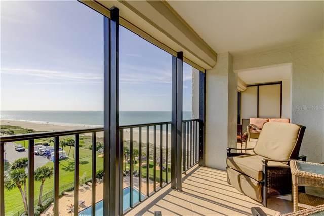 1460 Gulf Boulevard #601, Clearwater, FL 33767 (MLS #U8071691) :: Team Bohannon Keller Williams, Tampa Properties