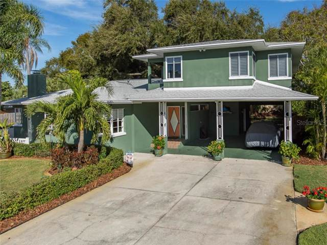 126 Orangewood Drive, Dunedin, FL 34698 (MLS #U8071789) :: Team Bohannon Keller Williams, Tampa Properties