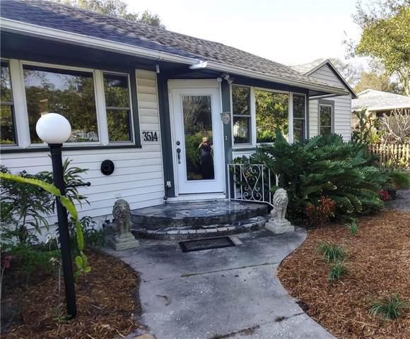 3514 7TH Avenue N, St Petersburg, FL 33713 (MLS #U8071790) :: Delgado Home Team at Keller Williams