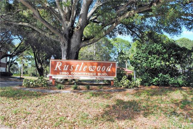 2650 Countryside Boulevard A107, Clearwater, FL 33761 (MLS #U8071822) :: Florida Real Estate Sellers at Keller Williams Realty