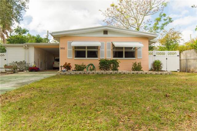 980 Cedarwood Avenue, Dunedin, FL 34698 (MLS #U8071829) :: 54 Realty