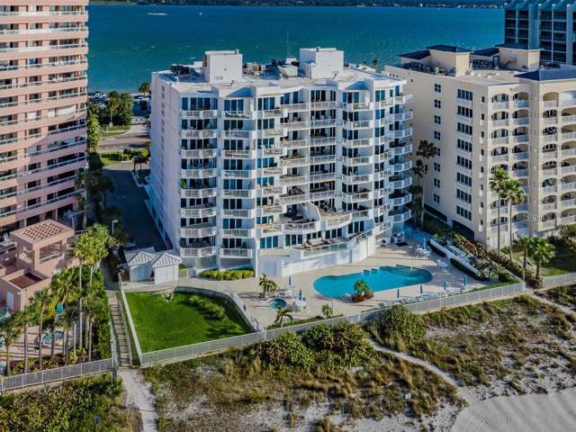 1350 Gulf Boulevard #404, Clearwater, FL 33767 (MLS #U8071832) :: Florida Real Estate Sellers at Keller Williams Realty