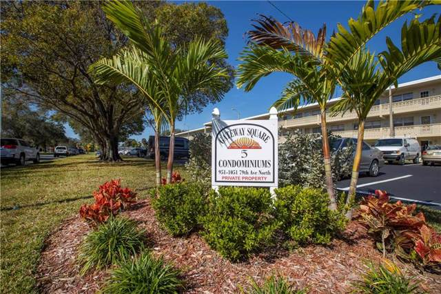 951 79TH Avenue N #322, St Petersburg, FL 33702 (MLS #U8071833) :: Team Pepka