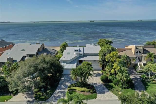 908 Point Seaside Drive, Crystal Beach, FL 34681 (MLS #U8071851) :: Cartwright Realty
