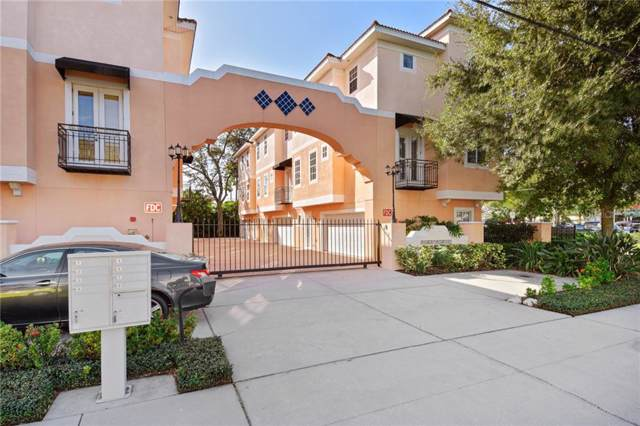 3025 W Grovewood Court #1, Tampa, FL 33629 (MLS #U8071859) :: Team Bohannon Keller Williams, Tampa Properties