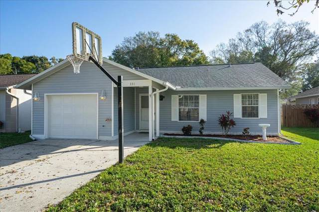331 Feather Tree Drive, Clearwater, FL 33765 (MLS #U8071925) :: Cartwright Realty