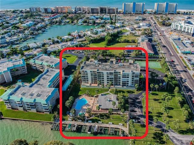 401 150TH Avenue #274, Madeira Beach, FL 33708 (MLS #U8071948) :: Dalton Wade Real Estate Group
