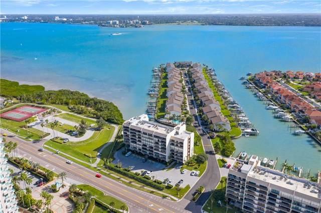 1581 Gulf Boulevard 105N, Clearwater, FL 33767 (MLS #U8072012) :: Medway Realty