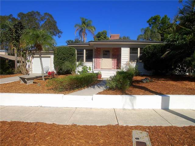 634 Wood Street, Dunedin, FL 34698 (MLS #U8072143) :: Team Bohannon Keller Williams, Tampa Properties