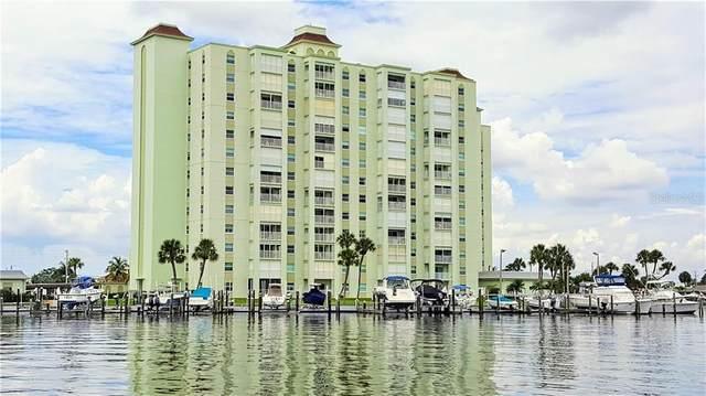 400 64TH Avenue 1202W, St Pete Beach, FL 33706 (MLS #U8072157) :: Lockhart & Walseth Team, Realtors