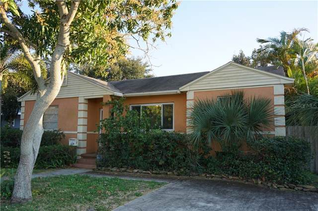 128 36TH Avenue NE, St Petersburg, FL 33704 (MLS #U8072233) :: 54 Realty