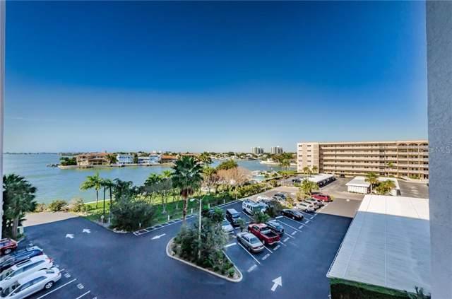 6060 Shore Boulevard S #405, Gulfport, FL 33707 (MLS #U8072246) :: 54 Realty