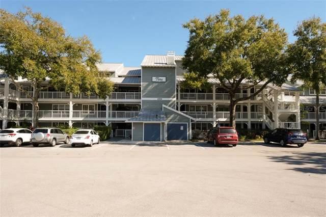 2599 Dolly Bay Drive #302, Palm Harbor, FL 34684 (MLS #U8072263) :: Delgado Home Team at Keller Williams