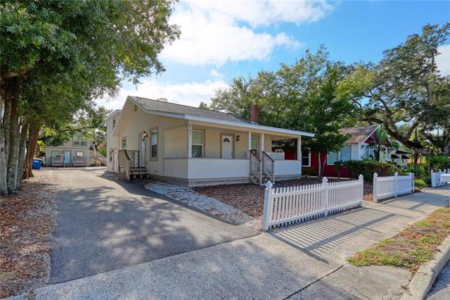 807 Turner Street, Clearwater, FL 33756 (MLS #U8072289) :: 54 Realty