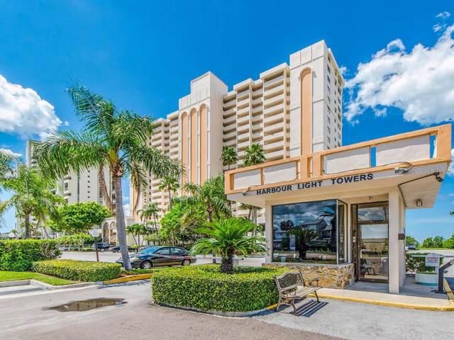 1270 Gulf Boulevard #401, Clearwater Beach, FL 33767 (MLS #U8072293) :: Heckler Realty