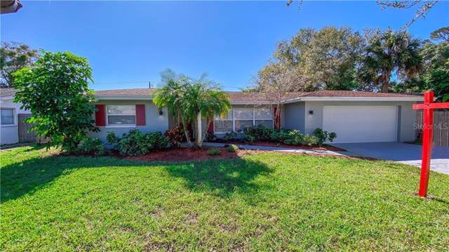 2417 Summerlin Drive, Clearwater, FL 33764 (MLS #U8072300) :: Team Bohannon Keller Williams, Tampa Properties