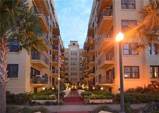 130 4TH Avenue N #301, St Petersburg, FL 33701 (MLS #U8072335) :: Pristine Properties