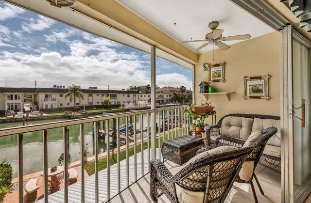 11700 Capri Circle S #6, Treasure Island, FL 33706 (MLS #U8072399) :: Kendrick Realty Inc