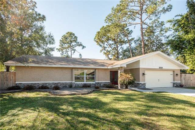 2257 Toniwood Lane, Palm Harbor, FL 34685 (MLS #U8072429) :: Delgado Home Team at Keller Williams