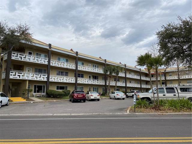 2416 World Parkway Boulevard #22, Clearwater, FL 33763 (MLS #U8072439) :: The Figueroa Team