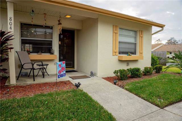 10850 43RD Street N #804, Clearwater, FL 33762 (MLS #U8072445) :: Team Bohannon Keller Williams, Tampa Properties