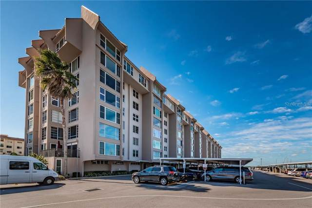 632 Edgewater Drive #739, Dunedin, FL 34698 (MLS #U8072520) :: Cartwright Realty