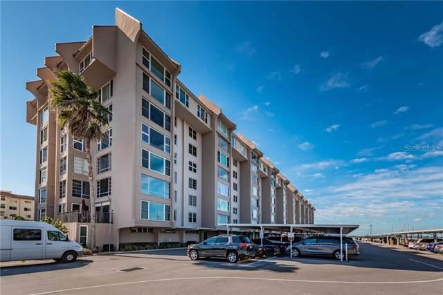 632 Edgewater Drive #739, Dunedin, FL 34698 (MLS #U8072520) :: Team Bohannon Keller Williams, Tampa Properties