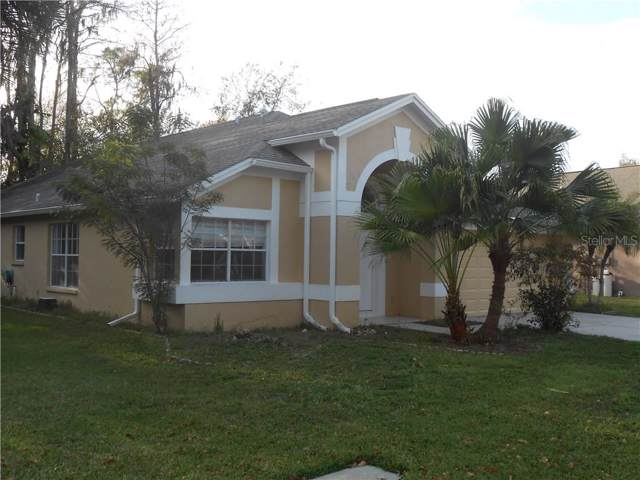 796 Crestridge Drive, Tarpon Springs, FL 34688 (MLS #U8072535) :: Team Borham at Keller Williams Realty
