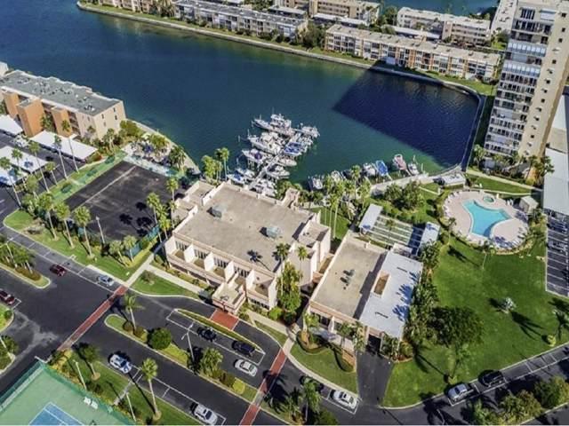 7600 Sun Island Drive S #106, South Pasadena, FL 33707 (MLS #U8072555) :: Cartwright Realty