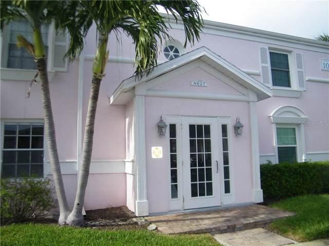 4827 Coquina Key Drive SE A, St Petersburg, FL 33705 (MLS #U8072562) :: Team Borham at Keller Williams Realty