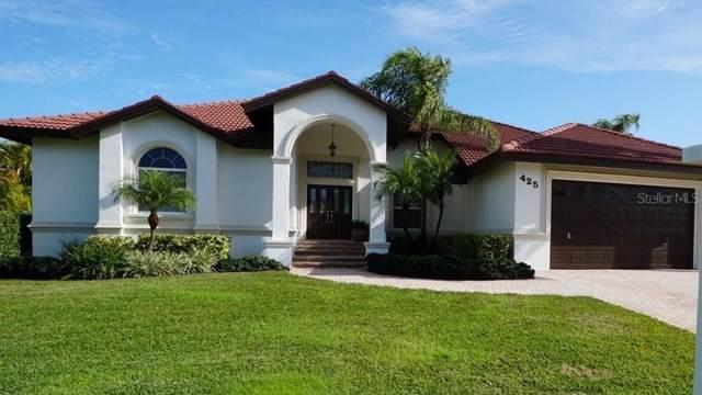 425 6TH Avenue N, Tierra Verde, FL 33715 (MLS #U8072576) :: Baird Realty Group
