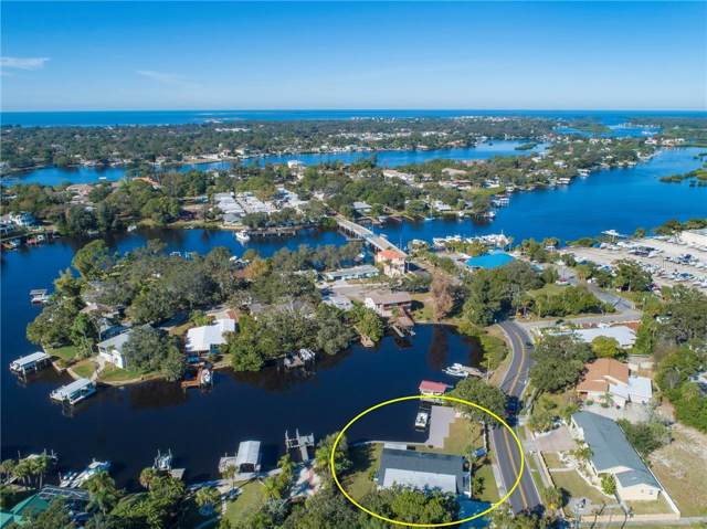 301 N Spring Boulevard, Tarpon Springs, FL 34689 (MLS #U8072587) :: Delgado Home Team at Keller Williams