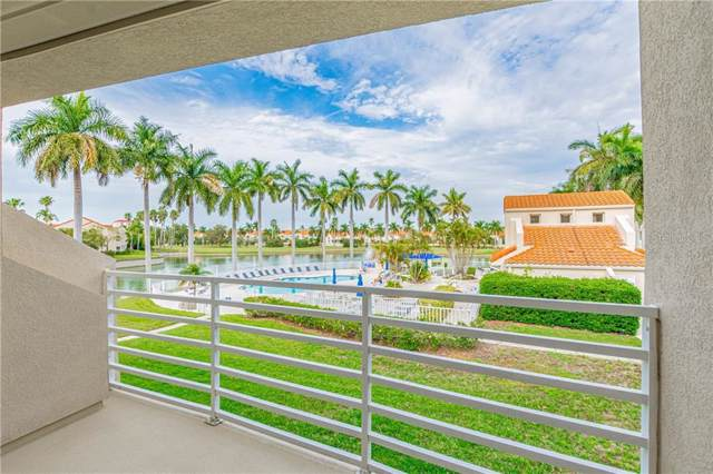 6100 Bahia Del Mar Circle #208, St Petersburg, FL 33715 (MLS #U8072637) :: Baird Realty Group