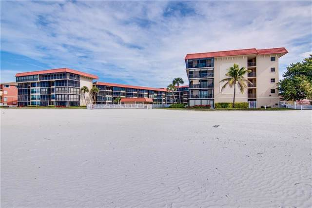 17580 Gulf Boulevard #218, Redington Shores, FL 33708 (MLS #U8072661) :: Dalton Wade Real Estate Group