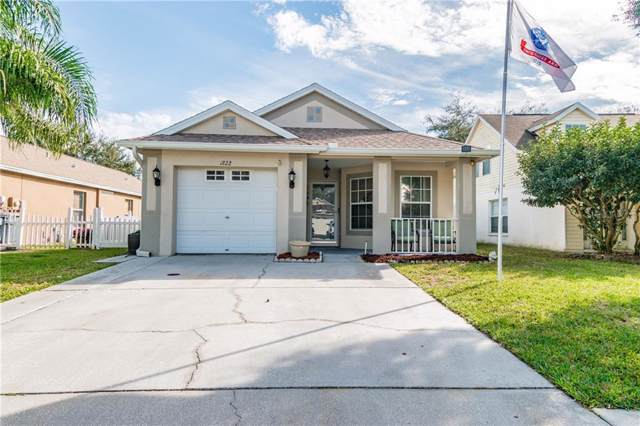 1822 Horsechestnut Court, Trinity, FL 34655 (MLS #U8072682) :: Gate Arty & the Group - Keller Williams Realty Smart