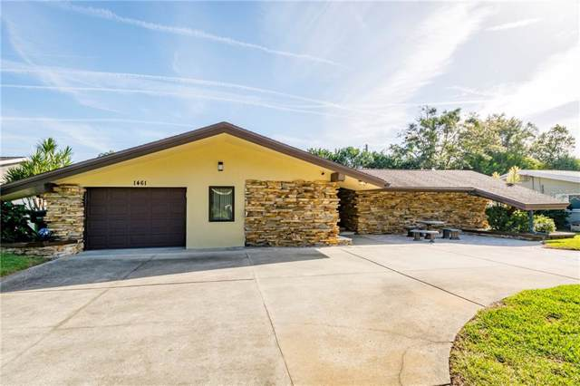 1461 Bugle Lane, Clearwater, FL 33764 (MLS #U8072699) :: Gate Arty & the Group - Keller Williams Realty Smart