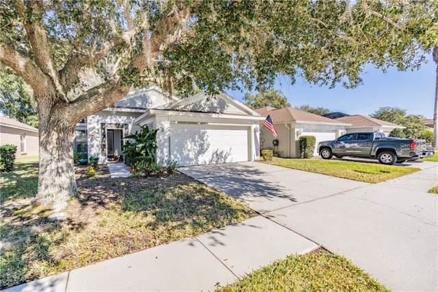 26413 Whirlaway Terrace, Wesley Chapel, FL 33544 (MLS #U8072717) :: Griffin Group
