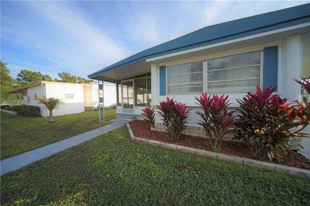 6100 62ND Avenue N #59, Pinellas Park, FL 33781 (MLS #U8072738) :: Burwell Real Estate