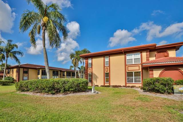 10280 Imperial Point Drive W #18, Largo, FL 33774 (MLS #U8072754) :: Baird Realty Group