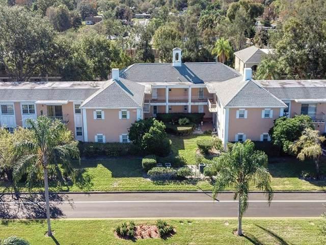 8300 Bardmoor Boulevard #108, Largo, FL 33777 (MLS #U8072757) :: Carmena and Associates Realty Group