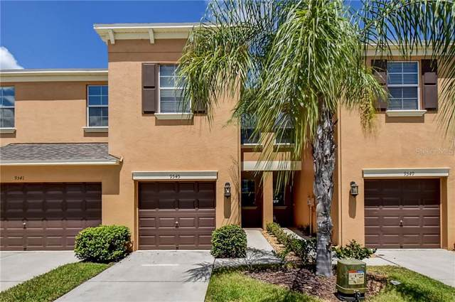 9545 Trumpet Vine Loop, Trinity, FL 34655 (MLS #U8072780) :: Team Bohannon Keller Williams, Tampa Properties