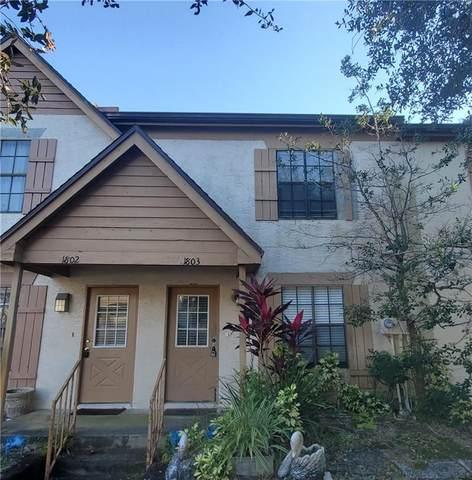 1803 Brigadoon Drive, Clearwater, FL 33759 (MLS #U8072797) :: Baird Realty Group
