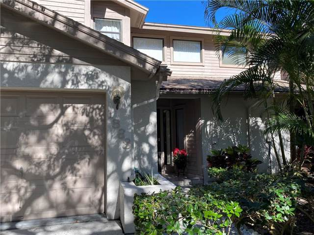 1868 Whispering Way, Tarpon Springs, FL 34689 (MLS #U8072823) :: Delgado Home Team at Keller Williams