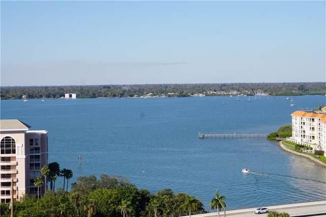 4900 Brittany Drive S #1713, St Petersburg, FL 33715 (MLS #U8072987) :: Griffin Group
