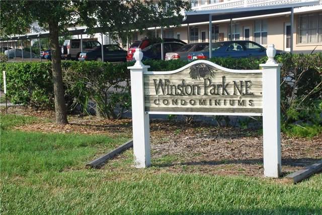 4920 Locust Street NE #207, St Petersburg, FL 33703 (MLS #U8073074) :: Lockhart & Walseth Team, Realtors